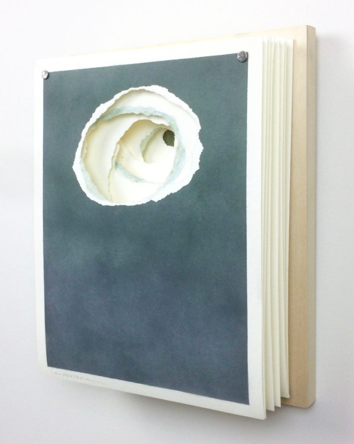 8 Layers Hand Torn Paper | Pastel