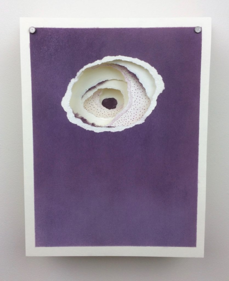 Torn Paper | Pastel | Punched Holes | Japanese Paper Embellishments